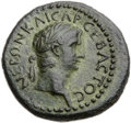 Ancients:Roman Provincial , Ancients: THRACE. Perinthus. Nero (AD 54-68). Æ 24mm (9.72gm, ...