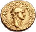 Ancients:Roman Imperial, Ancients: Claudius (AD 41-54). AV aureus (20mm, 7.55 gm, 9h). ...