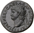 Ancients:Roman Imperial, Ancients: Nero (AD 54-68). Æ as (29mm, 12.88 gm, 5h)....