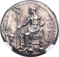 Ancients:Greek, Ancients: CILICIA. Tarsus. Mazaeus, as Satrap (ca. 361-334 BC). AR stater (23mm, 11.01 gm, 12h)....