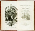 Books:Americana & American History, Captain George Little. The American Cruiser; A Tale of the LastWar. Boston: William J. Reynolds and Company, 18...