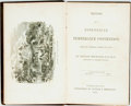 Books:Literature Pre-1900, Edward Hitchcock. History of a Zoological Temperance Convention.Held in Central Africa in 1847. Northampton: Bu...