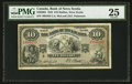 Canadian Currency: , Halifax, NS- Bank of Nova Scotia $10 Jan. 2 1935 Ch. # 550-36-04....