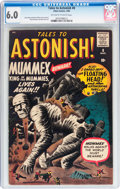 Silver Age (1956-1969):Mystery, Tales to Astonish #8 (Atlas, 1960) CGC FN 6.0 Off-white to whitepages....