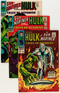 Silver Age (1956-1969):Superhero, Tales to Astonish Group (Marvel, 1966-68) Condition: Average VF-.... (Total: 16 Comic Books)