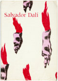 Books:Art & Architecture, Salvador Dali. Retrospective 1920-1980. Paris: Centre Georges Pompidou, [1980]. Second edition. Quarto. 414 pages. Origi...