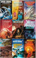 Books:Pulps, [Science-Fiction Paperbacks]. Group of Sixty-Six TORScience-Fiction Paperbacks. New York: Tom Doherty, [1990s].Includes wo... (Total: 66 Items)