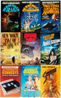 Books:Pulps, [Science-Fiction Paperbacks]. Group of Fifty-Nine TORScience-Fiction Paperbacks. New York: Tom Doherty, [1990s].Includes w... (Total: 59 Items)