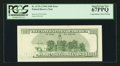 Error Notes:Blank Reverse (<100%), Fr. 2175-J $100 1996 Federal Reserve Note. PCGS Superb Gem New67PPQ.. ...