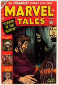 Golden Age (1938-1955):Horror, Marvel Tales #117 (Atlas, 1953) Condition: VG....