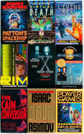 Books:Pulps, [Genre Paperbacks]. Group of Forty-One Harper Genre Paperbacks. NewYork: Harper, [1990s]. Includes works by Bischoff, Asimo... (Total:41 Items)