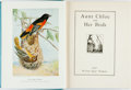 Books:Literature 1900-up, [Dialect]. William Edgar Thompson. Aunt Chloe and her Birds. [Kingsport: Kingsport Press, 1927]. Assumed first e...