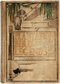 Books:Children's Books, [Dialect]. Martha Young. Plantation Bird Legends. New York:R.H. Russell. 1902. Publisher's original illustrativ...