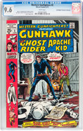 Bronze Age (1970-1979):Western, Western Gunfighters #5 Don/Maggie Thompson Collection pedigree (Marvel, 1971) CGC NM+ 9.6 White pages....