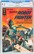 Silver Age (1956-1969):Science Fiction, Magnus Robot Fighter #3 Don/Maggie Thompson Collection pedigree (Gold Key, 1963) CGC NM- 9.2 Off-white to white pages....