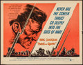 "Movie Posters:War, Paths of Glory (United Artists, 1958). Half Sheet (22"" X 28"").War.. ..."