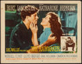 "Movie Posters:Romance, The Rainmaker (Paramount, 1956). Half Sheet (22"" X 28"") Style B. Romance.. ..."