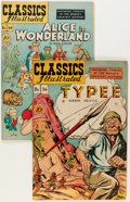 Golden Age (1938-1955):Classics Illustrated, Classics Illustrated #36 and 49 Original Edition Group (Gilberton, 1947-48).... (Total: 2 Comic Books)