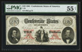 Confederate Notes:1861 Issues, T26 $10 1861 PF-2 Cr. 213.. ...