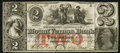 Obsoletes By State:Rhode Island, Providence, RI- Mount Vernon Bank $2 Jan. 1, 1857 G54a Durand 1686. ...