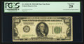 Error Notes:Major Errors, Fr. 2150-K* $100 1928 Federal Reserve Note. PCGS Very Fine 20.. ...