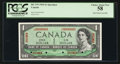 Canadian Currency: , BC-37S $1 1954 Specimen. ...