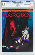 Bronze Age (1970-1979):Miscellaneous, Cerebus the Aardvark #13 Don/Maggie Thompson Collection pedigree(Aardvark-Vanaheim, 1979) CGC NM/MT 9.8 White pages....