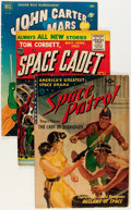 Golden Age (1938-1955):Science Fiction, Golden Age Sci-Fi Group (Various Publishers, 1950s) Condition:Average VG-.... (Total: 12 Comic Books)