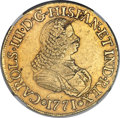 Colombia, Colombia: Charles III gold 8 Escudos 1771 PN-J VF30 NGC,...