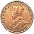 Australia, Australia: George V Penny 1920-(S) MS66 Red and Brown PCGS,...