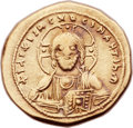 Ancients:Byzantine, Ancients: Isaac I Comnenus (1057-1059). AV tetarteron nomisma(20mm, 3.99 gm, 6h). ...