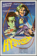 """Movie Posters:Mystery, Hysteria (MGM, 1964). One Sheet (27"""" X 41""""). Mystery.. ..."""