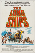 "Movie Posters:Adventure, The Long Ships (Columbia, 1964). One Sheet (27"" X 41""). Adventure....."