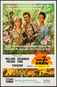 """The 7th Dawn & Others Lot (United Artists, 1964). One Sheets (4) (27"""" X 41""""). War. ... (Total: 4 Items)"""