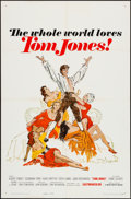"Movie Posters:Academy Award Winners, Tom Jones & Other Lot (United Artists, 1963). International OneSheet & One Sheet (27"" X 41""). Academy Award Winners.. ...(Total: 2 Items)"