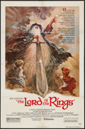 """Movie Posters:Animation, The Lord of the Rings & Other Lot (United Artists, 1978). One Sheets (2) (27"""" X 41"""") Regular & Advance. Animation.. ... (Total: 2 Items)"""