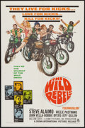 "Movie Posters:Exploitation, The Wild Rebels (Crown International, 1967). One Sheet (27"" X 41"").Exploitation.. ..."