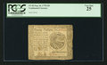 Colonial Notes:Continental Congress Issues, Continental Currency September 26, 1778 $20 PCGS Very Fine 25.. ...