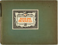 Books:Art & Architecture, [Joseph Pennell]. Modern Masters of Etching Number 28: Joseph Pennell. London: The Studio, 1931. First edition. Twel...
