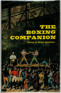 Books:Sporting Books, [Boxing]. Denzil Batchelor, editor. The Boxing Companion. London: Eyre & Spottiswoode, [1964]. First edition. Publis...