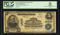 National Bank Notes:Tennessee, Kingston, TN - $5 1902 Plain Back Fr. 609 The First NB Ch. # 12319. ...
