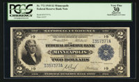 Fr. 772 $2 1918 Federal Reserve Bank Note PCGS Apparent Very Fine 30