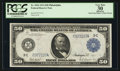 Fr. 1034 $50 1914 Federal Reserve Note PCGS Apparent Very Fine 30