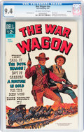 Silver Age (1956-1969):Western, Movie Classics: The War Wagon #nn File Copy (Dell, 1967) CGC NM 9.4 Off-white to white pages....