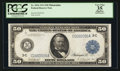 Fr. 1034 $50 1914 Federal Reserve Note PCGS Apparent Very Fine 35
