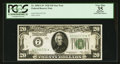 Small Size:Federal Reserve Notes, Fr. 2050-G* $20 1928 Federal Reserve Note. PCGS Apparent Very Fine 35.. ...