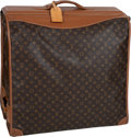 Luxury Accessories:Bags, Louis Vuitton Classic Monogram Canvas Soft Sided Valpak Bag. ...