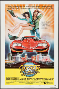 """Corvette Summer & Others Lot (MGM, 1978). One Sheets (3) (27"""" X 41"""") Style A. Action. ... (Total: 3 Items)"""