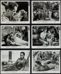 "Movie Posters:War, American Guerrilla in the Philippines (20th Century Fox, 1950).Photos (10) (8"" X 10""). War.. ... (Total: 10 Items)"