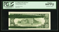 Error Notes:Ink Smears, Fr. 2030-B $10 1993 Federal Reserve Note. PCGS Gem New 66PPQ.. ...